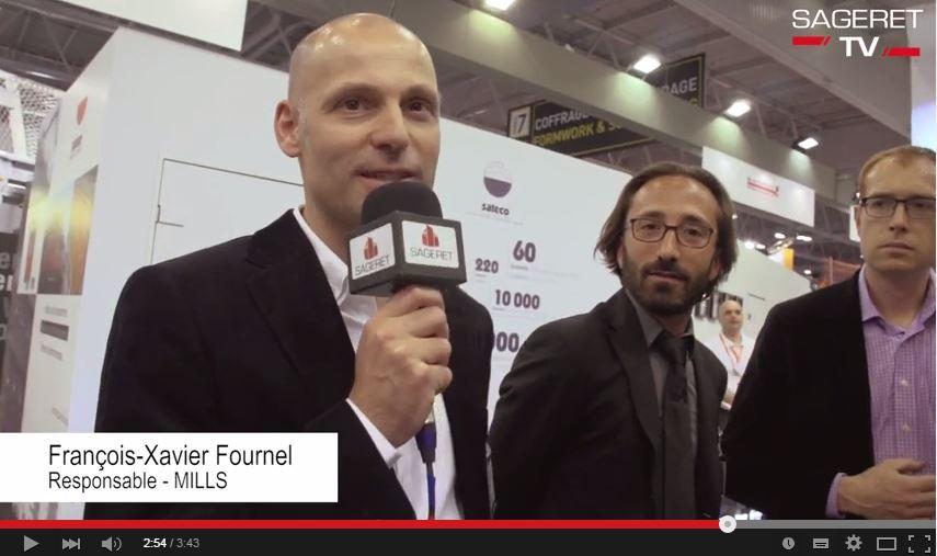 Vidéo Sageret les valeurs du Pôle France Coffrage